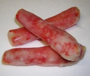 купить Мясо краба камчатского ХL первая фаланга без панциря