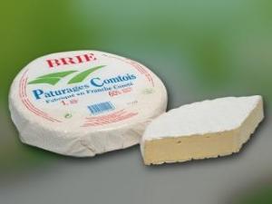 купить Сыр Brie de France круг - Paturages Comtois, 1кг