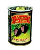 купить Маслины с косточкой супер-гигант - Maestro de Oliva, 425г