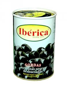 купить  Маслины отборные без косточки - Iberica, 420г