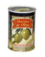 купить Оливки гигант без косточки - Maestro de Oliva, 420г