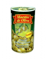 купить Оливки без косточки - Maestro de Oliva, 300г