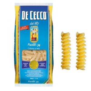 купить Паста Фузили №34 - De Cecco, 500г