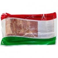 купить Бекон сырокопченый нарезка Венгрия 500г