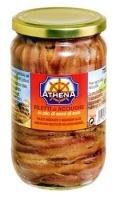 купить Анчоусы филе в масле Athena 720г